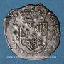 Münzen Franche Comté. Comté de Bourgogne. Philippe IV (1621-1665). Gros (= 1/32 patagon) 1623. Dôle