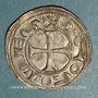 Münzen Languedoc. Comté de Rodez. Hugues II (1154/57-1208/10). Denier