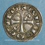 Münzen Languedoc. Comté de Toulouse. Alphonse Jourdain (1112-1148). Denier