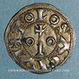 Münzen Languedoc. Comté de Toulouse. Bertrand (1106-1112). Denier