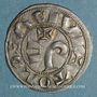 Münzen Languedoc. Comté de Toulouse. Guillaume IX (1098-1100 et 1119-1127). Denier