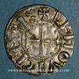 Münzen Limousin. Abbaye de Saint-Martial de Limoges (fin XIIe jusque vers 1245). Denier ou barbarin