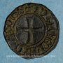 Münzen Principauté d'Orange. Raymond V (1340-1393). Denier (?)