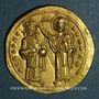 Münzen Empire byzantin. Romain II Argyre (1028-1034). Nomisma histaménon, Constantinople (1028-1034)