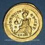 Münzen Pulchérie, soeur de Théodose II († 453). Solidus. Constantinople, 441-450.