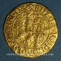 Münzen Allemagne. Frise orientale. Edzard II & Johannes (1566-1591). Golgulden 1574. 3,35 g.