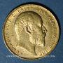 Münzen Australie. Edouard VII (1901-1910). Souverain 1902P. Perth. (PTL 917‰. 7,99 g)