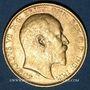 Münzen Australie. Edouard VII (1901-1910). Souverain 1905M. Melbourne. (PTL 917‰. 7,99 g)