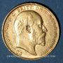 Münzen Australie. Edouard VII (1901-1910). Souverain 1910S. Sydney. (PTL 917‰. 7,99 g)