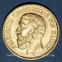 Münzen Bade. Frédéric I, grand duc (1856-1907). 10 mark 1891 G. (PTL 900‰. 3,98 g)