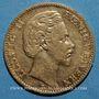 Münzen Bavière. Louis II (1864-1886). 10 mark 1873 D.  (PTL 900‰. 3,98 g)
