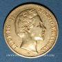 Münzen Bavière. Louis II (1864-1886). 10 mark 1878 D.  (PTL 900‰. 3,98 g)