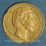 Münzen Bavière. Louis II (1864-1886). 10 mark 1878D.  (PTL 900‰. 3,98 g)
