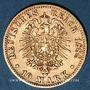 Münzen Bavière. Otto (1886-1913). 10 mark 1888 D.  (PTL 900‰. 3,98 g)
