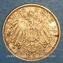 Münzen Bavière. Otto (1886-1913). 10 mark 1907 D.  (PTL 900‰. 3,98 g)