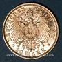 Münzen Bavière. Otto (1886-1913). 10 mark 1911 D.  (PTL 900‰. 3,98 g)