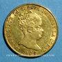 Münzen Espagne. Isabelle II (1833-1868). 80 reales 1846 B-PS. Barcelone (PTL 875/‰. 6,77 g)