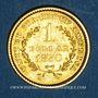 Münzen Etats Unis. 1 dollar 1850. Philadelphie. (PTL 900‰. 1,67 g)