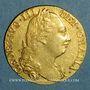 Münzen Grande Bretagne. Georges III (1760-1820). Guinée 1777. (PTL 917‰. 8,35 g)