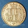Münzen Grande Bretagne. Victoria (1837-1901). 1/2 souverain 1876. (PTL 917‰. 3,99 g)