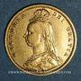 Münzen Grande Bretagne. Victoria (1837-1901). 1/2 souverain 1892 (PTL 917‰. 3,99 g)