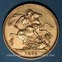 Münzen Grande Bretagne. Victoria (1837-1901). Souverain 1872. (PTL 917‰. 7,99 g)