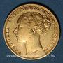 Münzen Grande Bretagne. Victoria (1837-1901). Souverain 1874. (PTL 917‰. 7,99 g)