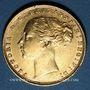 Münzen Grande Bretagne. Victoria (1837-1901). Souverain 1876. (PTL 917‰. 7,99 g)