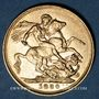 Münzen Grande Bretagne. Victoria (1837-1901). Souverain 1880. (PTL 917‰. 7,99 g)