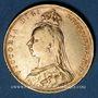 Münzen Grande Bretagne. Victoria (1837-1901). Souverain 1889. Londres. (PTL 917‰. 7,99 g)