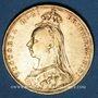 Münzen Grande Bretagne. Victoria (1837-1901). Souverain 1890. Londres. (PTL 917‰. 7,99 g)