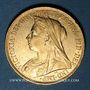 Münzen Grande Bretagne. Victoria (1837-1901). Souverain 1895. (PTL 917‰. 7,99 g)