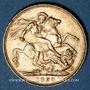Münzen Grande Bretagne. Victoria (1837-1901). Souverain 1898. (PTL 917‰. 7,99 g)