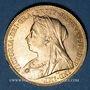 Münzen Grande Bretagne. Victoria (1837-1901). Souverain 1900. (PTL 917‰. 7,99 g)