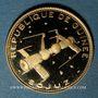 Münzen Guinée. République. 2 000 francs 1970. Soyouz. (PTL 900‰. 8 g)