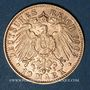 Münzen Hambourg. 10 mark 1903 J. (PTL 900‰. 3,98 g)