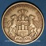 Münzen Hambourg. 20 mark 1877 J. (PTL 900‰. 7,96 g)