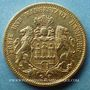 Münzen Hambourg. 20 mark 1883 J. (PTL 900‰. 7,96 g)