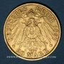 Münzen Hambourg. 20 mark 1897 J. (PTL 900‰. 7,96 g)