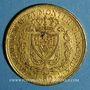 Münzen Italie. Sardaigne. Charles Félix (1821-1831). 80 lires 1827 P. Gênes. (PTL 900‰. 25,80 g)