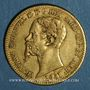 Münzen Italie. Sardaigne. Victor Emmanuel II (1849-1861). 20 lires 1851 B. Turin. (PTL 900‰. 6,45 g)
