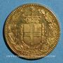 Münzen Italie. Umberto I (1878-1900). 20 lires 1/1891 R. Rome. (PTL 900‰. 6,45 g)
