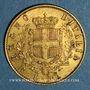 Münzen Italie. Victor Emmanuel II (1861-1878). 20 lires 1876 R. Rome. (PTL 900‰. 6,45 g)