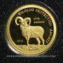 Münzen Mongolie. République. 500 tugrik 2013 (PTL 999‰. 0,5 g)