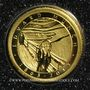Münzen Niue. Elisabeth II (1952 - /). 1 dollar 2013 (PTL 999‰. 0,5 g)