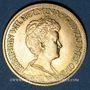 Münzen Pays Bas. Wilhelmine (1890-1948). 10 florins 1912. (PTL 900‰. 6,72 g)