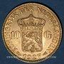 Münzen Pays Bas. Wilhelmine (1890-1948). 10 florins 1927. (PTL 900‰. 6,72 g)