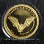 Münzen Samoa. Monarchie parlementaire. 1 dollars 2010. (PTL 999,9‰. 0,5 g)