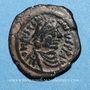 Münzen Empire byzantin. Justinien I (527-565). Décanoummion. Antioche, 546-551