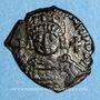 Münzen Empire byzantin. Justinien I (527-565). Décanoummion. Théoupolis (Antioche), 551-552